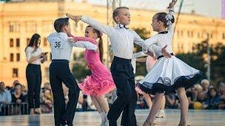 Бальные танцы - самый приятный способ развития личности! Танцклуб 'Силуэт', Харьков