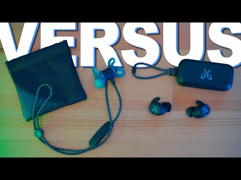 Jaybird Vista Vs Jaybird Tarah Pro - It's A Pretty Hard Decision