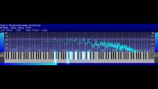 KAT-TUN Dead or Alive(pianoarrange version)