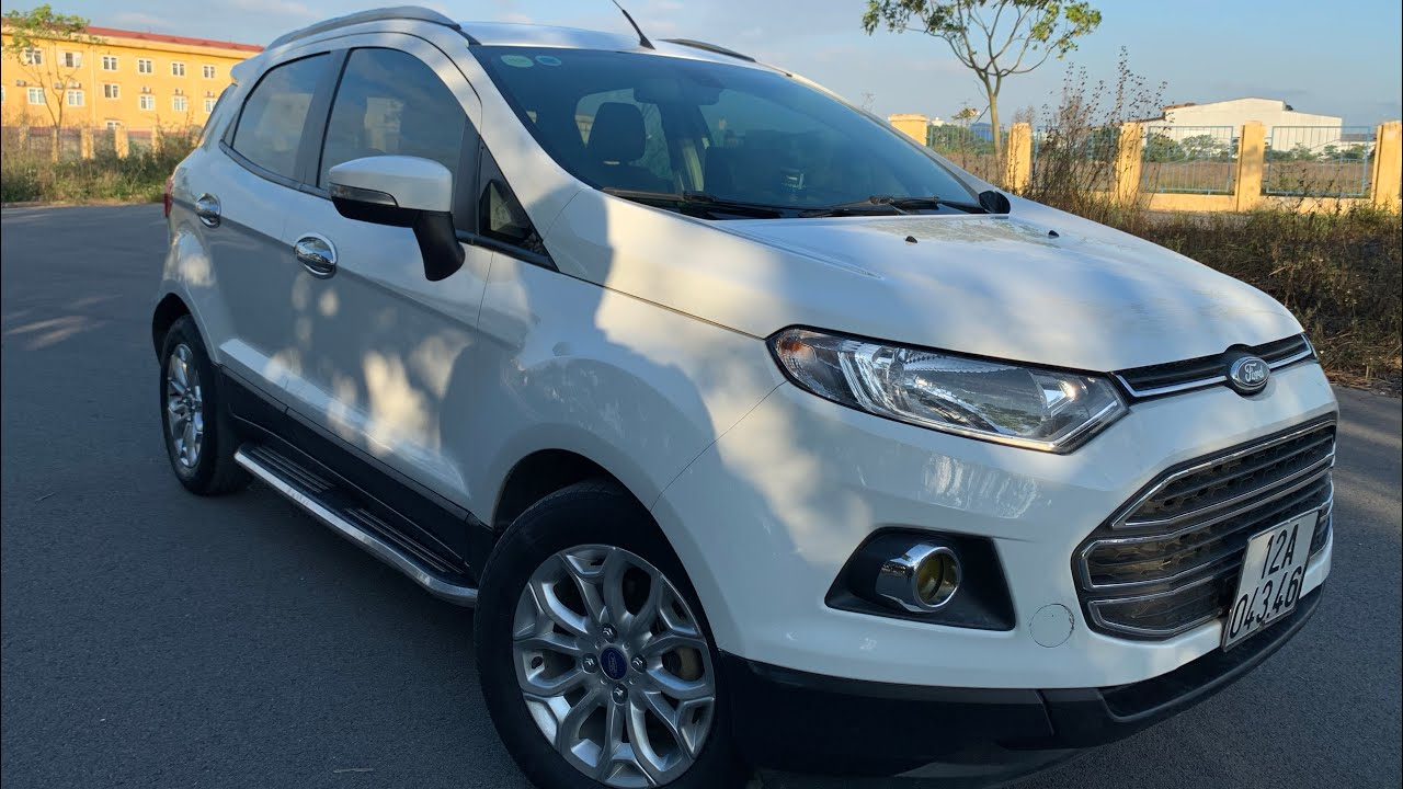 Hơn 200tr Đã Mua Được Ford Ecosport Titanium Bao Test Hãng Cho Anh  Chị LH E Bảo 0344476805