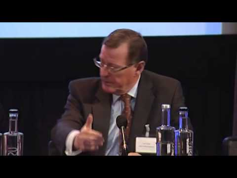 Faith in Politics Conference: Lord Trimble