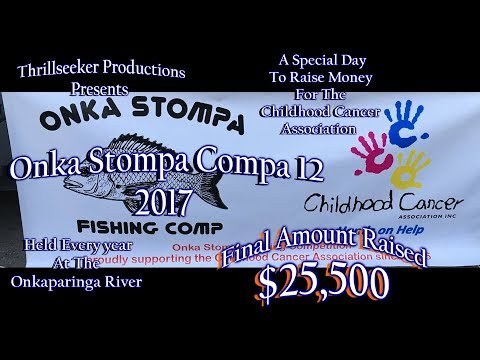 Onkastompa 12 for Childhood Cancer 2017