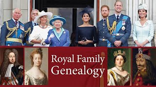 Are the British Royal Family Really German?