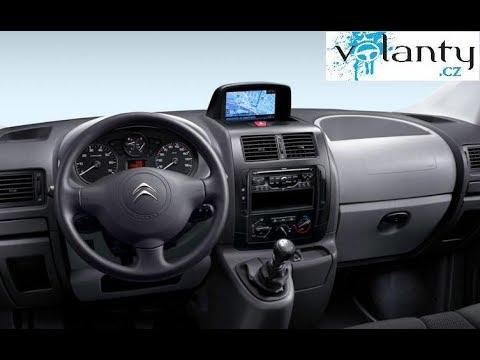 Démontage du volant Airbag Citroen Jumpy 2008 - 14
