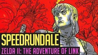 Zelda II: The Adventure of Link (100% All Keys) Speedrun in 1:33:11 von Mr. Tiger | Speedrundale