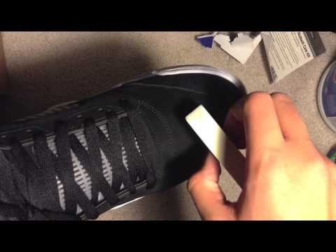 Getting stains out of Jordan Oreo 5 with J.T Foote Kit