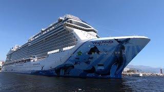 Jim Zim's Full Cruise Review of Norwegian Bliss