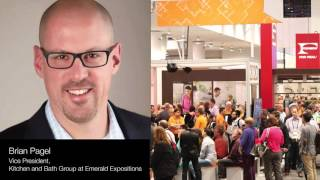 Emerald Exposition's Brian Pagel talks KBIS 2016 on