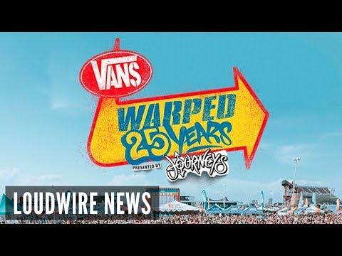 Warped Tour Reveals MASSIVE 2019 Lineup