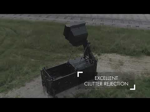 Ground Master 200 for Drone Detection