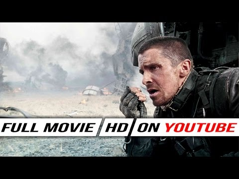 Christian Bale, Sam Worthington, Anton Yelchin - Terminator 4 Salvation (2009)