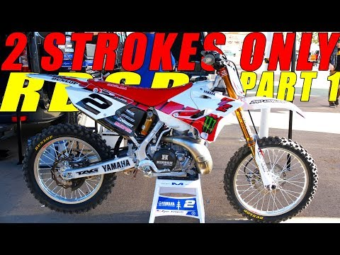 2 Strokes Only At Red Bull Straight Rhythm RAW Part 1 -Motocross Action Magazine