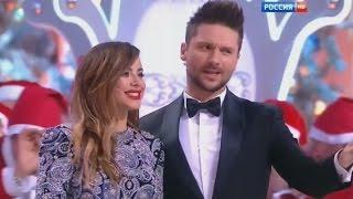 Парад звёзд 31.12.2015. Сергей Лазарев и Ани Лорак