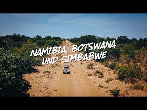 Exploring Namibia, Botswana & Zimbabwe – 6500 km in 3 weeks