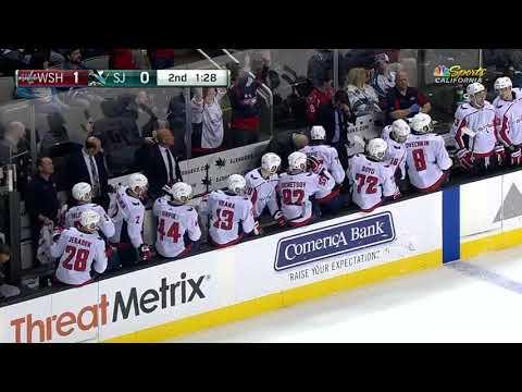 9f254afbd7c Washington Capitals vs San Jose Sharks - March 10