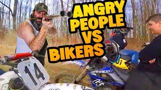 Stupid, Angry People Vs Bikers 2021 - Motorcycle vs Angry Man Compilation