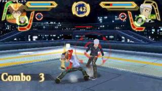 Hitman Reborn Tag Battle PSP GamePlay