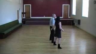 WESTERN BARN DANCE.  ( Western Partner Dance )