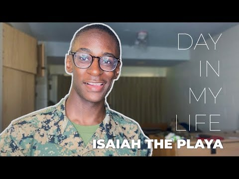 Day In The Life of A Fleet Marine