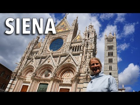 Exploring Siena | Small streets and Italian culture | Travel Vlog