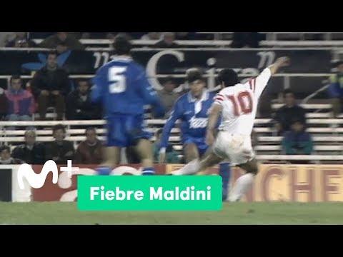 Fiebre Maldini: Maradona en el Sevilla | Movistar+
