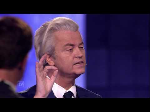 Rutte wil echt niet regeren met de PVV
