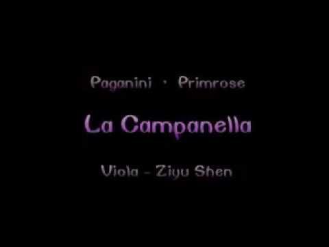 Paganini - La Campanella