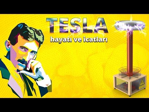 Nikola Tesla'nın Hayatı ve Buluşları | Tesla Belgeseli