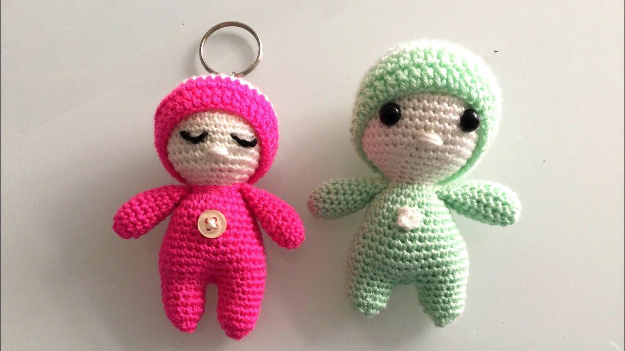 Amigurumi Minik Bebek Nasıl Yapılır? | Crochet disney, Amigurumi ... | 720x1280