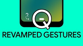 Exclusive: This is Android Q's New Gestures - No More Back Button? thumbnail