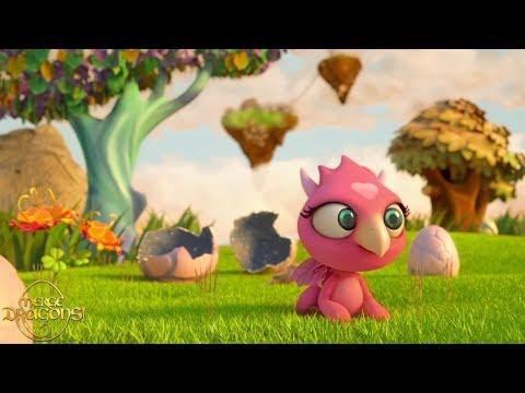 Gram Games | MergeDragons! Trailer