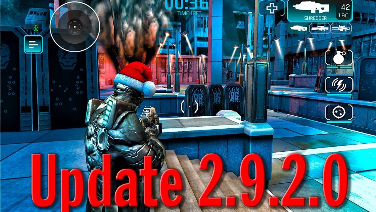 shadowgun deadzone apk mod 2.9.0