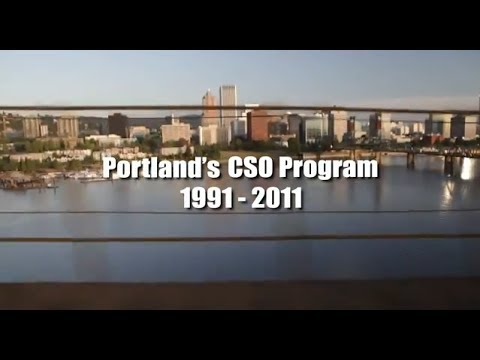 Portland CSO Program 1991-2011
