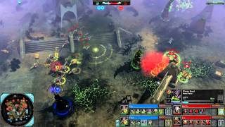 Dawn of War 2: Retribution - 2v2 | Fear + Floid [vs] Red Fox + Lux
