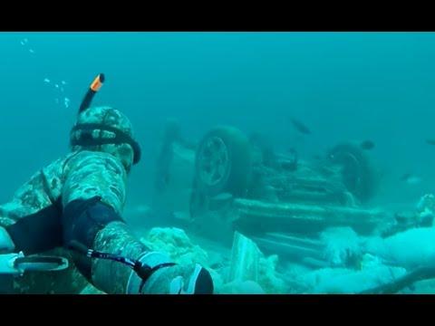 """Exploring Musandam Island"" Freediving musandam oman"