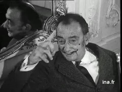 Salvador Dali à Paris