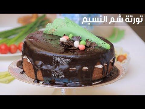 تورتة شم النسيم : نورا السادات