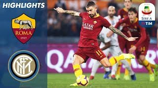 Roma 2-2 Inter | Kolarov Scores Late Penalty to Salvage a Point | Serie A