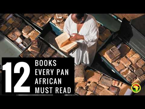 12 Black Consciousness Books Every Pan African Must Read