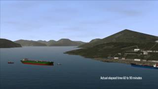 Canadian Northern Gateway Oil tanker safety