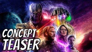 Avengers 4 Endgame Trailer Concept (2019) Brie Larson, Hawkeye  [HD]