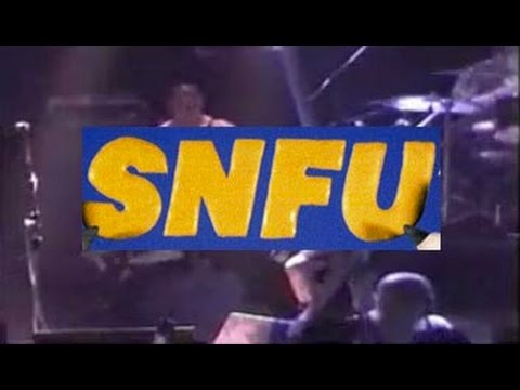 SNFU cannibal cafe MONTREAL 1997 mp3