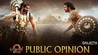 #Baahubali2 #Public #Opinion