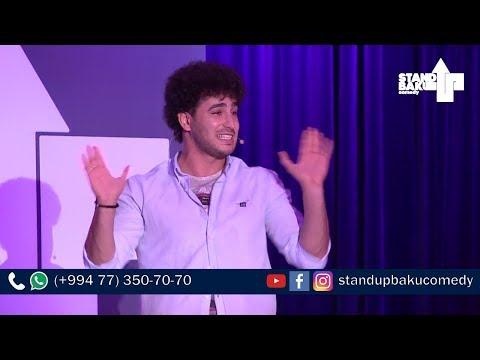 Ülvi Həsənli (Stand UP Baku 5-ci şou)
