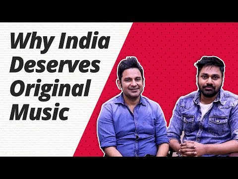 Lyricist Manoj Muntashir And Music Composer Mithoon Talk About Why India Deserves Original Music