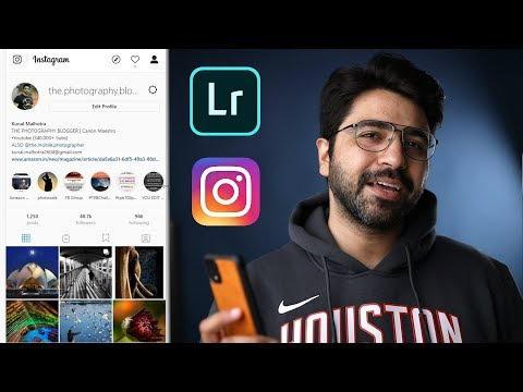 Best Instagram Export Settings For HIGH QUALITY Photos In 2020