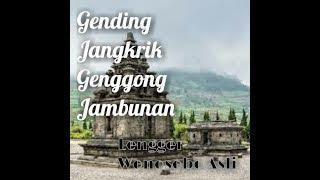 Download Mp3 Gending Jangkrik Genggong  Giyanti  Lengger Wonosobo #notgamelanadadibawah