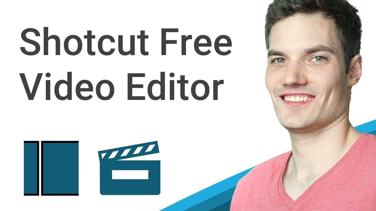 Download Shotcut Video Editor Tutorial