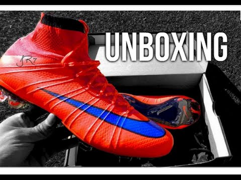newest bc053 02d98 Unboxing Nike Mercurial Vapor Superfly 4