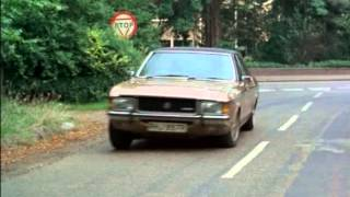 Renault 16 - Ford Granada Chase 1978